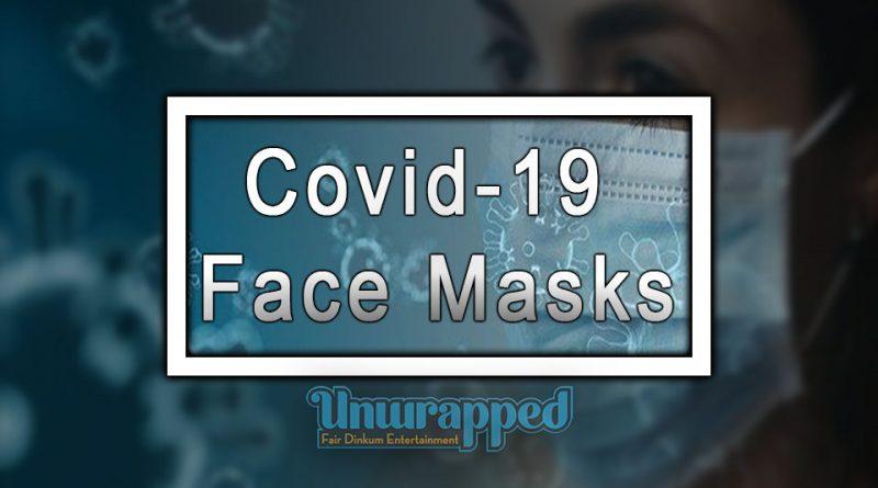 Covid-19 Face Masks