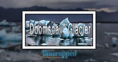"""""""Doomsday"""" Glacier"""