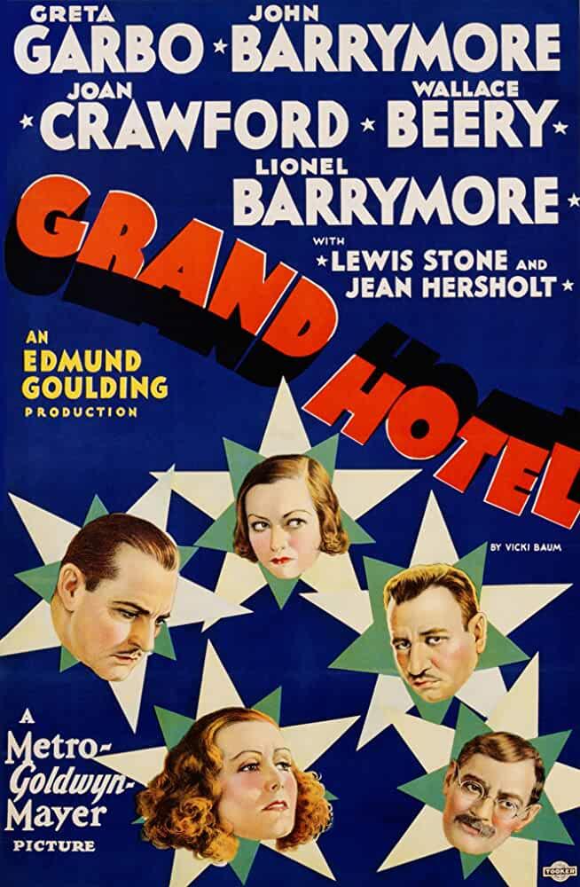 Grand Hotel (1932)