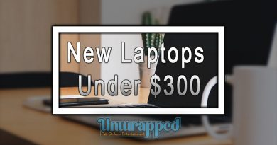 New Laptops Under $300