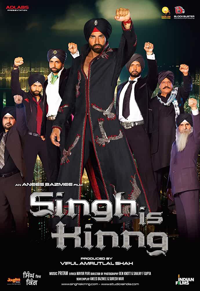 Singh Is King (2008)