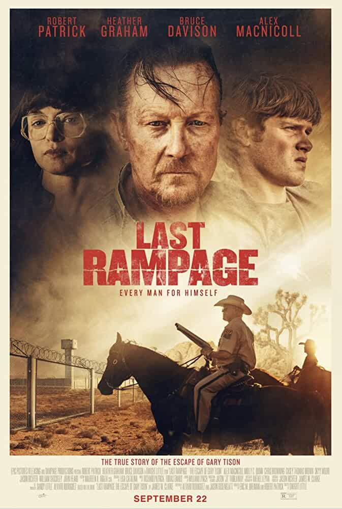 The Last Rampage (2017)
