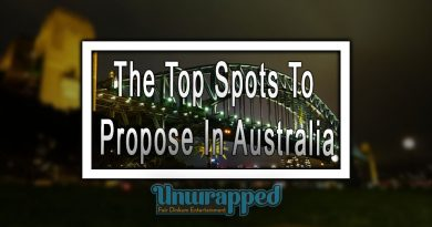 The Top Spots To Propose In Australia