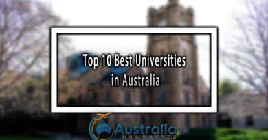 Top 10 Best Universities in Australia