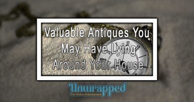 Valuable Antiques You May Have Lying Around Your House