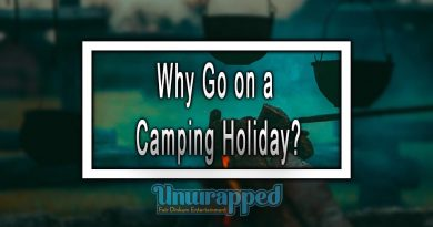 Why Go on a Camping Holiday?