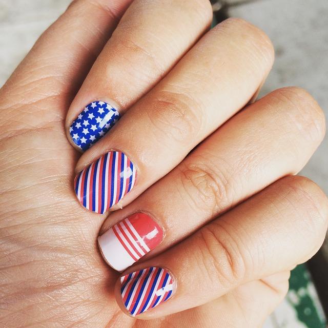 Inspirational Easy Nail Art Designs