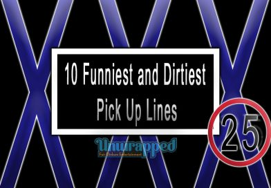 10 Funniest and Dirtiest Pick Up Lines