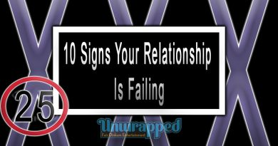 10 Signs Your Relationship Is Failing