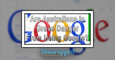 Are Australians in Grave Danger From Using Google