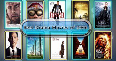 Best Drama Movies of 2006
