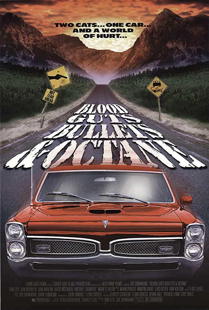 Blood, Guts, Bullets and Octane (1998)