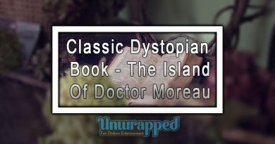 Classic Dystopian Book - The Island of Doctor Moreau