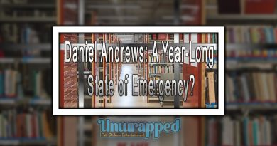 Daniel Andrews A Year-Long State of Emergency