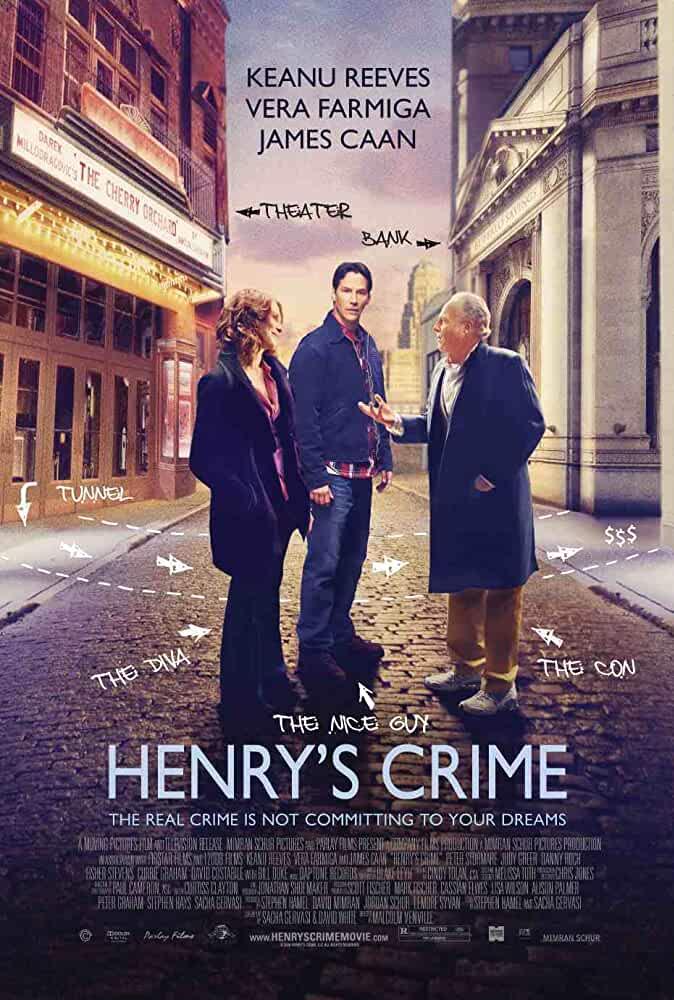 Henry's Crime (2010)