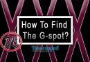 How To Find the G-spot