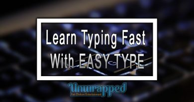 Learn Typing Fast with EASY TYPE