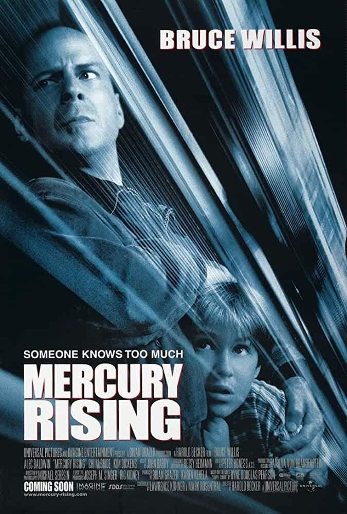 Mercury Rising (1998)