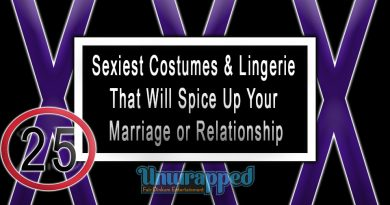 Sexiest Costumes & Lingerie That Will Spice Up Your Marriage or Relationship