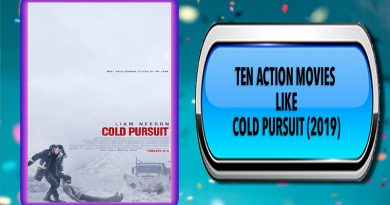 Ten Action Movies Like Cold Pursuit (2019)