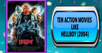 Ten Action Movies Like Hellboy (2004)
