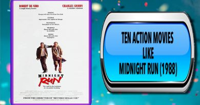 Ten Action Movies Like Midnight Run (1988)