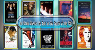 Ten Drama Movies Like Born on the Fourth of July (1989)