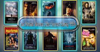 Ten Drama Movies Like Forrest Gump (1994)