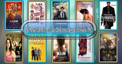Ten Drama Movies Like The Professor and the Madman (2019)