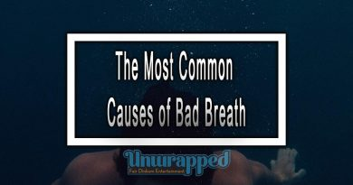 The Most Common Causes of Bad Breath