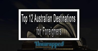 Top 12 Australian Destinations for Foreigners