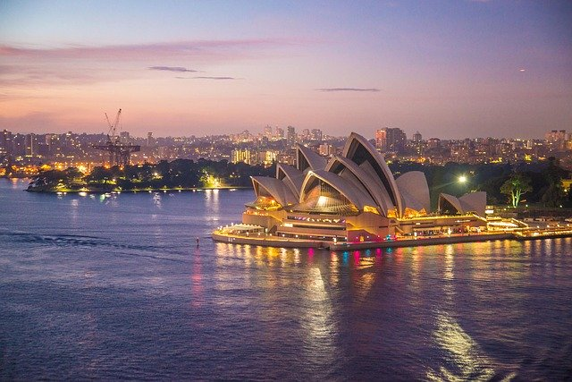 Top 10 Eye-Catching Views in Australia in 2020
