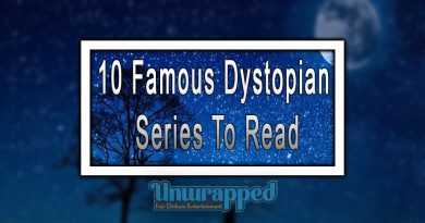 10 Famous Dystopian Series To Read
