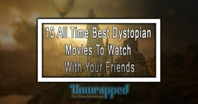 13 All Time Best Dystopian Movies To Watch With Your Friends