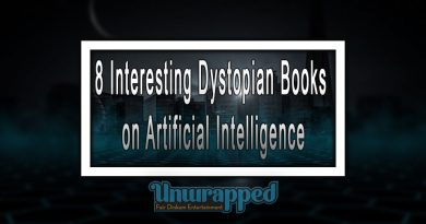 8 Interesting Dystopian Books on Artificial Intelligence