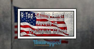 9 Top Selling American Novels in Dystopian Genre