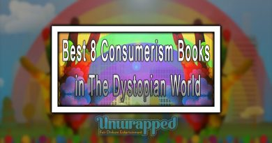 Best 8 Consumerism Books in The Dystopian World