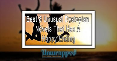Best 8 Unusual Dystopian Novels That Has A Happy Ending