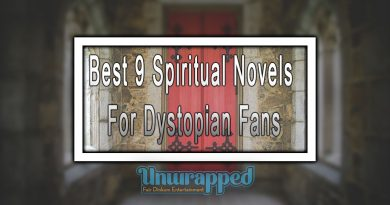 Best 9 Spiritual Novels For Dystopian Fans