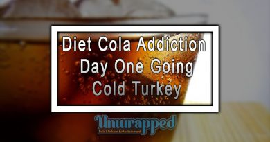 Diet Cola Addiction Day One Going Cold Turkey