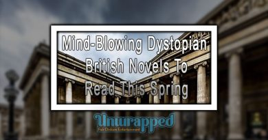 Mind-Blowing Dystopian British Novels To Read This Spring