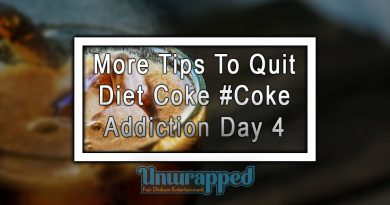 More Tips To Quit Diet Coke #Coke Addiction Day 4