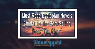 """Must-Read Dystopian Novels Similar To The Best-Selling Book """"The Giver"""""""