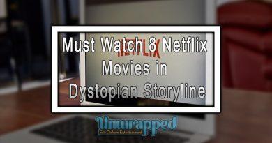 Must Watch 8 Netflix Movies in Dystopian Storyline