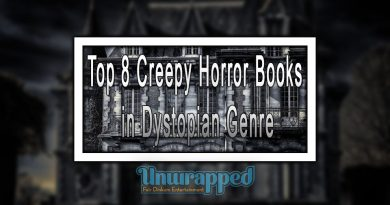 Top 8 Creepy Horror Books in Dystopian Genre
