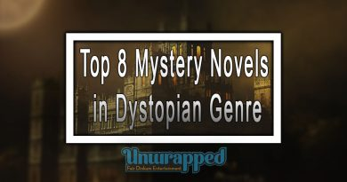 Top 8 Mystery Novels in Dystopian Genre
