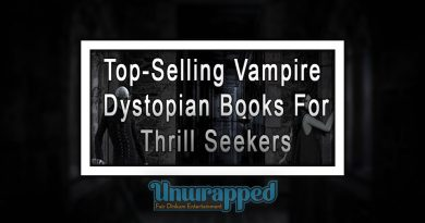 Top-Selling Vampire Dystopian Books For Thrill Seekers