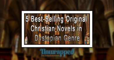5 Best-Selling Original Christian Novels in Dystopian Genre