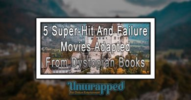 5 Super-Hit and Failure Movies Adapted From Dystopian Books