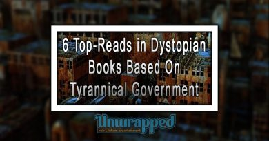 6 Top-Reads in Dystopian Books Based On Tyrannical Government